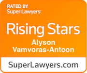 Alyson Vamvoras-Antoon Super Lawyer Profile