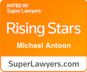 Michael Antoon Super Lawyer Profile